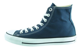Zapatillas Converse Chuck Taylor All Star Hi Unisex Azules-2