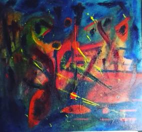 Pintura Abstracta Figurativa