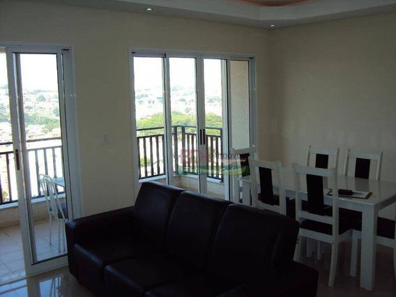 Apartamento Residencial À Venda, Jardim Independência, Taubaté. - Ap0360