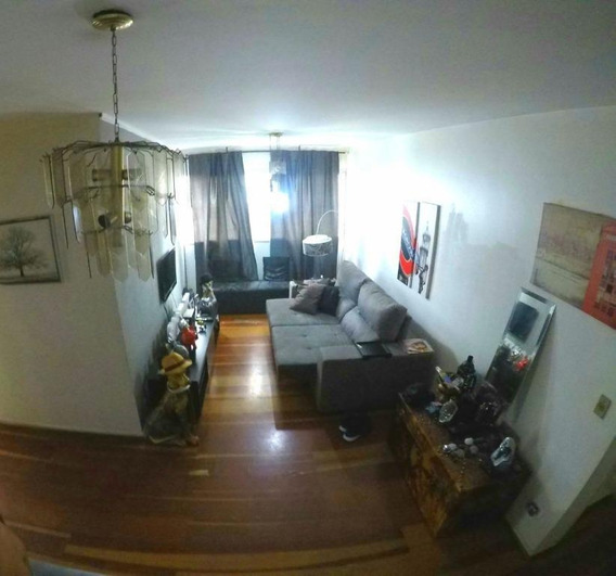 Apartamento Em Brooklin, São Paulo/sp De 75m² 2 Quartos À Venda Por R$ 550.000,00 - Ap173608