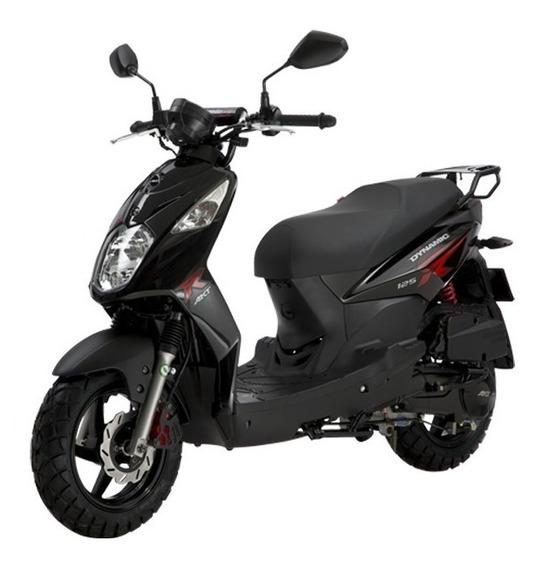 Motocicleta Akt Dinamic R 125 Negro 2020 Medellin Bogota