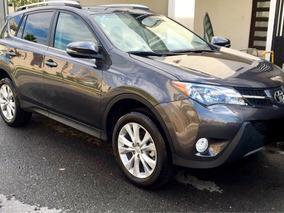Toyota Rav4 2.5 Ltd Plinum L4 At 2015