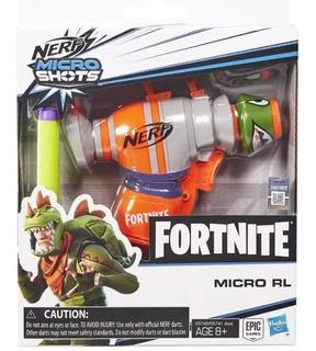 Pistola Mini Micro Shots Fortnite Micro Rl