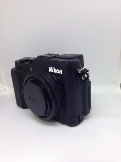 Nikon Profissional Mão P7800 Barato Pronta Entrega Seminova