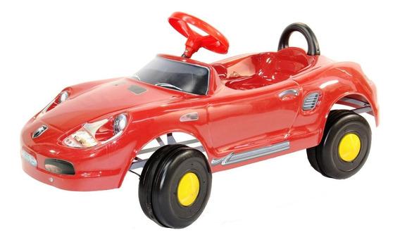 Karting Infantil Porsche A Pedal Pvc Carroceria Alto Impact
