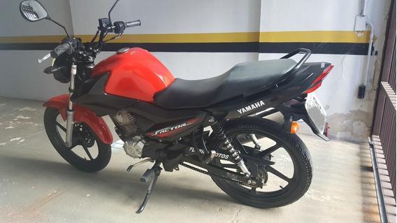 Yamaha Ybr 125i Factor Ed