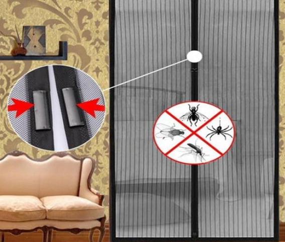 Tela Mosquiteira Anti Inseto/mosquito Para Janela 130 X 150