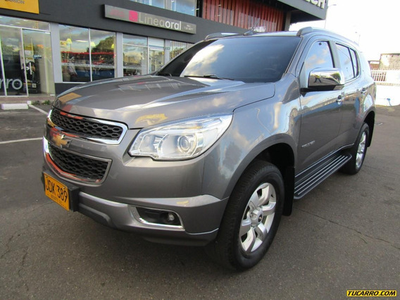 Chevrolet Trailblazer Full Equipo