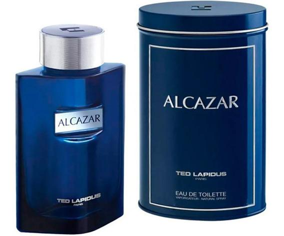 Alcazar Ted Lapidus - Perfume Masculino - Eau De Toilette 100ml