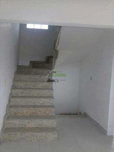 Casa Em São Vicente Bairro Vila São Jorge - V5651