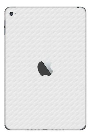 Skin Garage42 Fibra De Carbono Branco iPad Mini 4