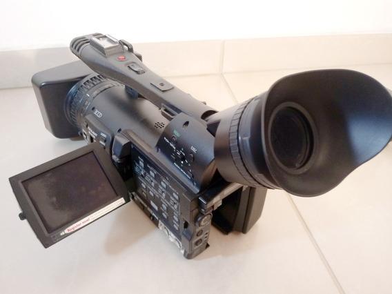 Filmadora Panasonic Ag-hmc150 (perfeita)