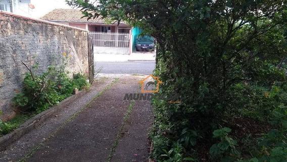 Casa Com 2 Dormitórios À Venda, 36 M² Por R$ 250.000,00 - Iguaçu - Araucária/pr - Ca1583