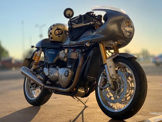 Thruxton 1200r Café Racer