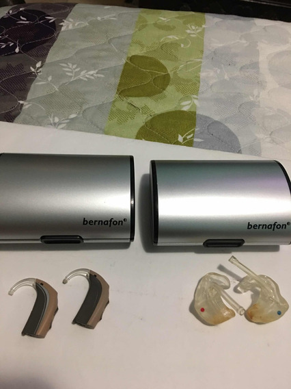 Audífonos Modelo Bernafon Chronos 5cpx