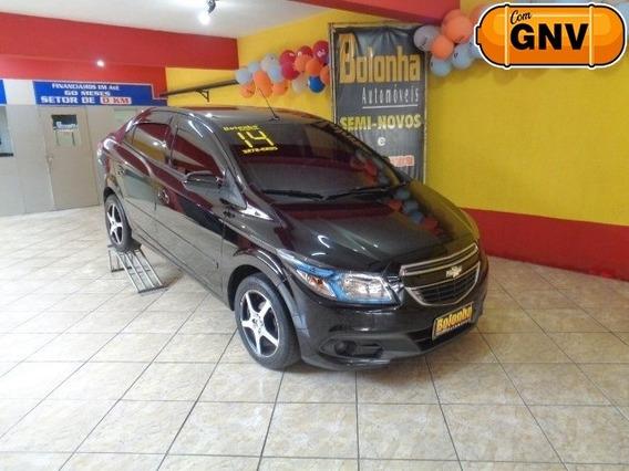 Chevrolet Prisma 1.4 Mpfi Lt 8v Flex 4p Manual + Gnv