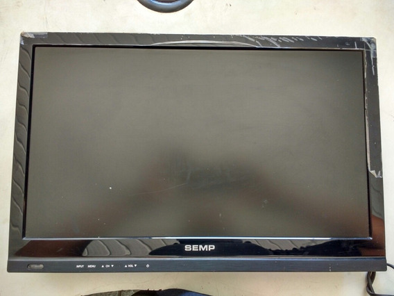 Tela/ Display Tv Monitor Semp Toshiba Le1958(a) W