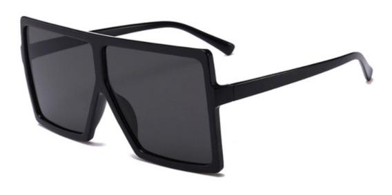 Lentes De Sol Grandes Gafas Maxi Cuadrados Mujer Hombre
