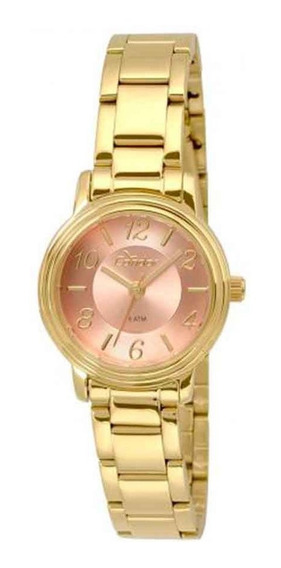 Relógio Feminino Condor Dourado Co2035krm/4t