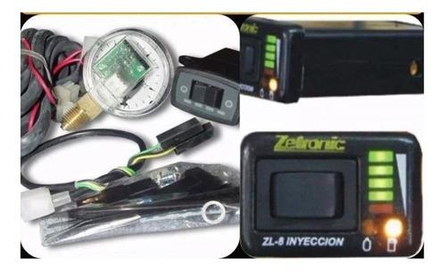 Imagen 1 de 1 de Gnc Zetronic¡nuevos Carburador/inyeccion!