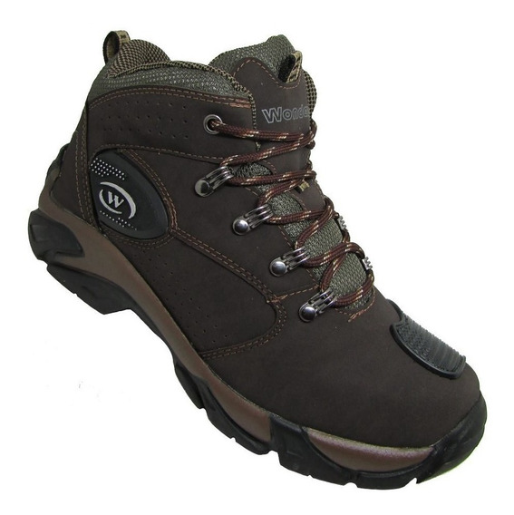 Bota Masculina Adventure Wonder
