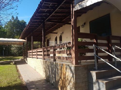Imagem 1 de 21 de Chácara À Venda Em Chácara Recreio Alvorada - Ch011757