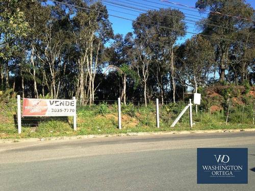 Imagem 1 de 1 de Área À Venda, 11000 M² Por R$ 2.530.000,00 - Barro Preto - São José Dos Pinhais/pr - Ar0034