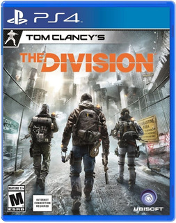 Tom Clancys The Division / Juego Físico / Ps4