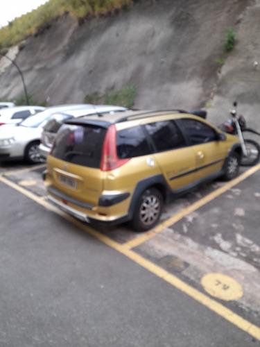 Peugeot 206 Sw 2007 1.6 16v Escapade Flex 5p