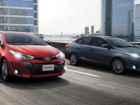 Toyota Yaris Xls Pack Cvt Sedán