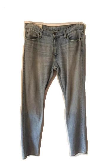 Jean De Hombre Nuevo Hollister 100% Original Talle 34 Skinny Envio Gratis
