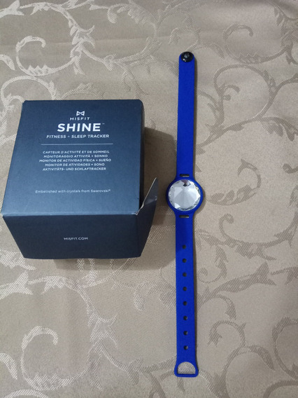 Smart Band Swarovski Misfit Shine. Original Trazido Dos Eua