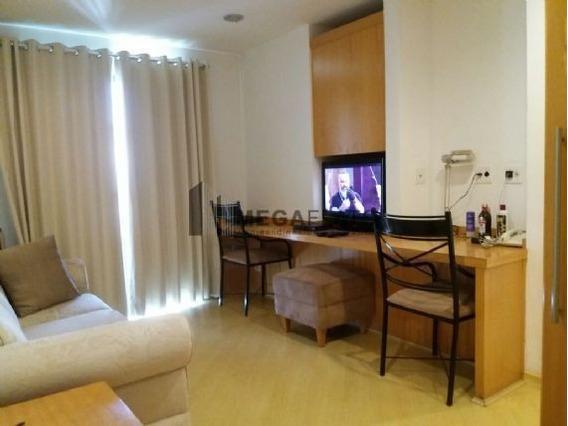 05884 - Flat 1 Dorm, Moema - São Paulo/sp - 5884