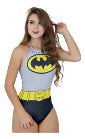 Body Super Heróis Mulher Maravilha, Batman Ref 127