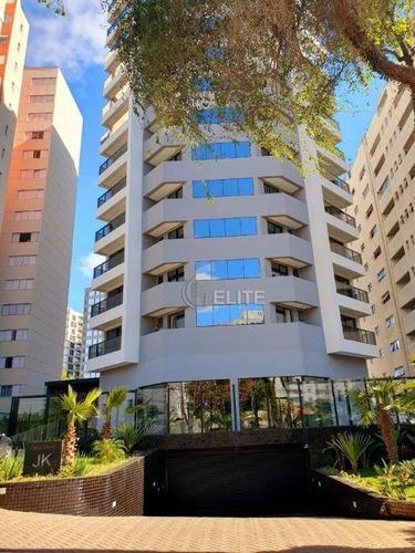 Sala À Venda, 52 M² Por R$ 397.000,00 - Centro - Santo André/sp - Sa0496