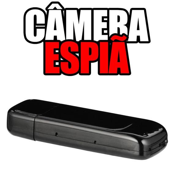 O Pen Drive Gravador De Som Profissional Super Micro Camera