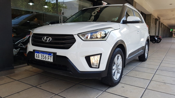 Hyundai Creta 2016 Unico Dueño Impecable Permuto Serv Ofic