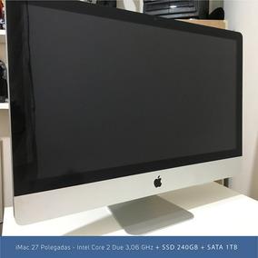 iMac 27 3,06 Ghz - Intel Core 2 Due (final De 2009)