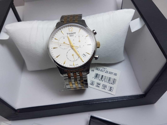 Relógio Tissot Tradition T063617 Original Completo