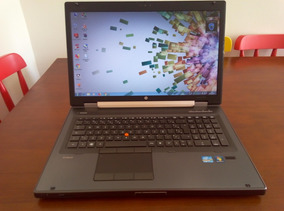 Hp Elitebook 8760w Workstation