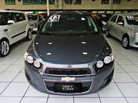 Chevrolet Sonic Sonic Hb Lt 1.6 16v 4p Manual
