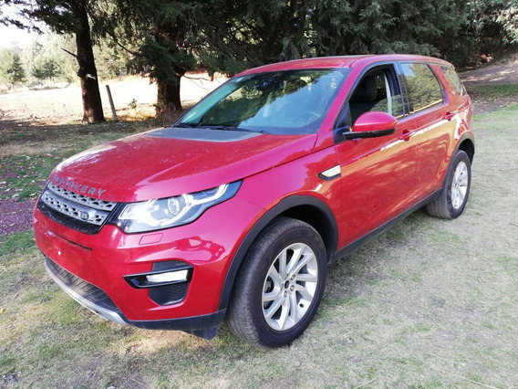 Land Rover Discovery Sport 2.0 Hse At 2017
