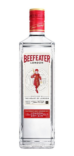 Beefeater London Dry Gin Botella De 1 L