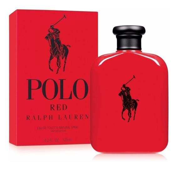 Polo Red De Ralph Lauren Eau De Toilette 125 Ml