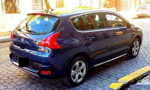 Peugeot 3008 Premium Plus Tip. Service Oficiales En 2014