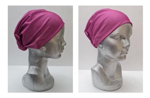 Imagen 1 de 1 de Gorro Quirúrgico Bandana  Hombre Mujer Multicolor