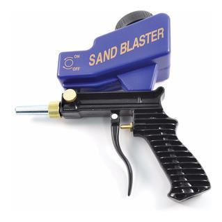 Pistola Arenadora Neumatica Plastica Profesional Bremen