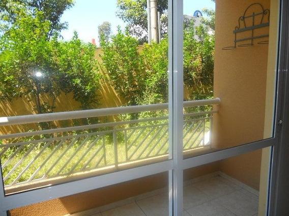 Apartamento Residencial Para Venda E Locação, Residencial Aquários, Vinhedo - Ap0075. - Ap0075