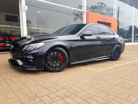 Mercedes Benz Classe C 63 S Amg 4p   2015/2016   Blindado