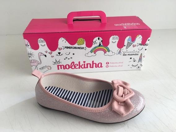 Sapatilha Infantil Molekinha Ref-2502.333